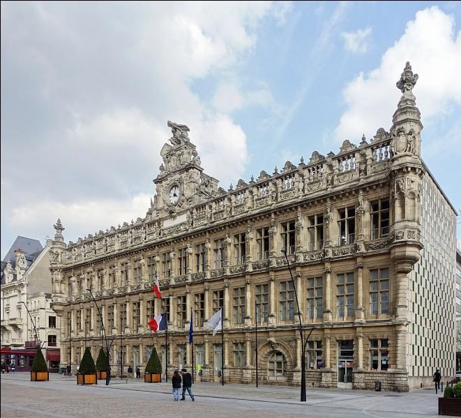 Quelle est cette ville en France ?