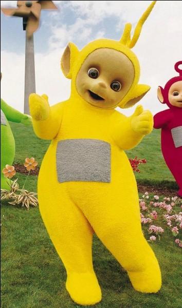 Petite Teletubbie jaune, je suis la troisième plus jeune des 4 Teletubbies... Comment je m'appelle ?