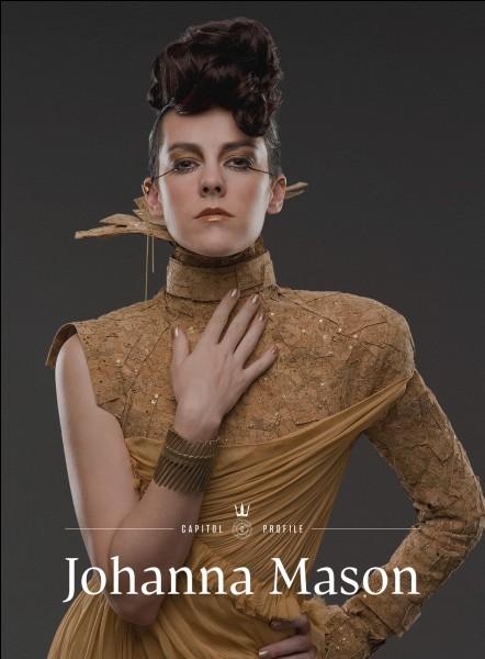 Quelle a été la ruse de Johanna Mason pour remporter les Hunger Games ?