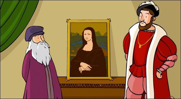 Trouve l'invention que Léonard de Vinci n'a jamais imaginée.