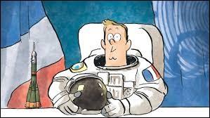 Chez les Français, comment appelle-t-on les personnes allant dans l'espace ?