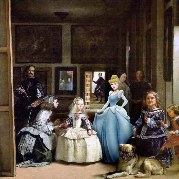 """Combien de femmes (et de filles) voyez-vous sur le tableau nommé """"Les Ménines"""" de Diego Velázquez ?"""