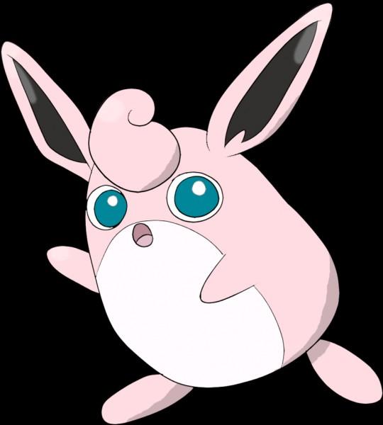 Qui est ce Pokémon de type fée ?