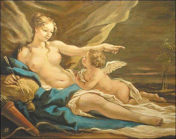 Un peu de culture générale ; Venus est la déesse romaine de l'amour. Quel est son équivalente grecque ?