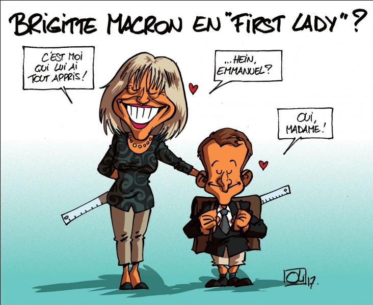 A 36 ans, Emmanuel Macron fut nommé ministre de l'économie, de l'industrie et du numérique, mais ses collègues ministres lui trouvèrent un autre surnom !