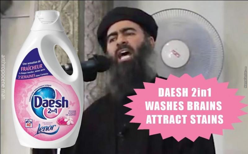 En quelle année l'Etat Islamique (Daesh) commenca-t-il à faire parler de lui ?
