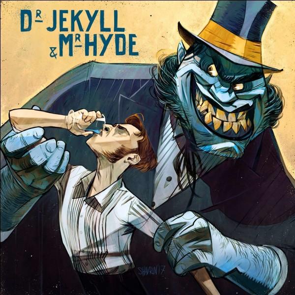 """En 1954 paraît la pièce de théâtre """"Docteur Jekyll et Mister Hyde"""", trouvez son auteur !"""