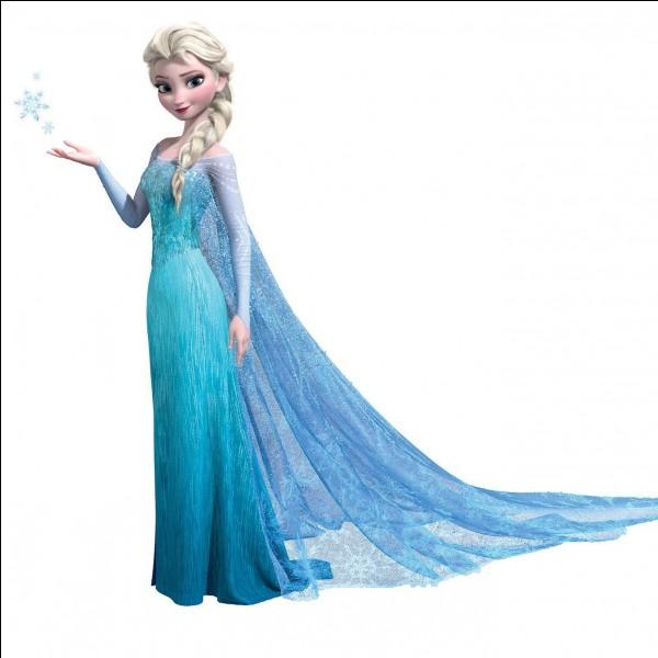 Pourquoi Elsa doit-elle quitter son royaume ?