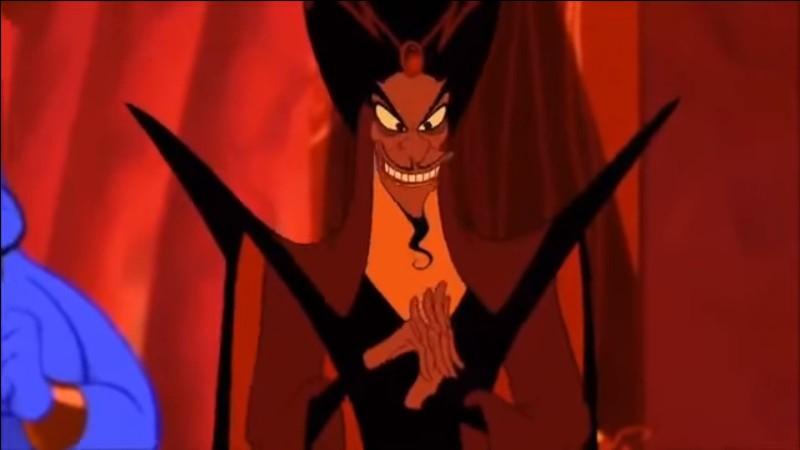 Qui est le méchant dans Aladin ?