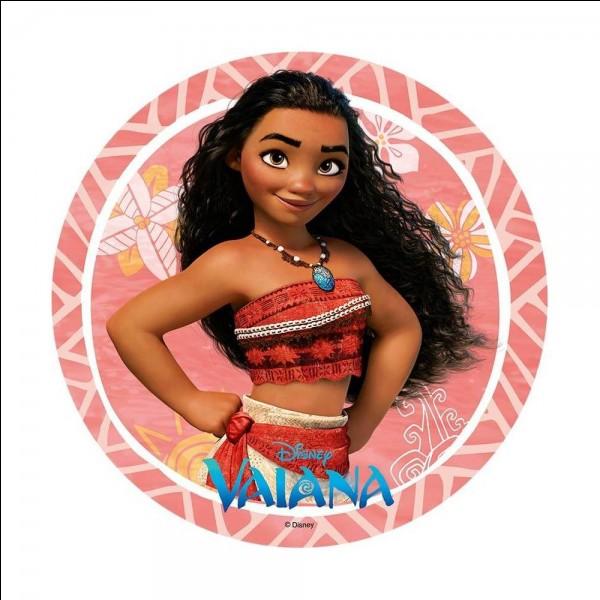 D'où vient Vaïana ?