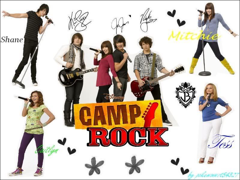 Qui gagne le final jam dans Camp rock ?