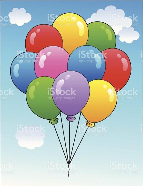 Pourquoi certain ballons peuvent-ils s'envoler et échapper à l'attraction terrestre ?