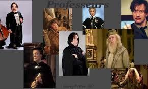 Connais-tu bien les professeurs de Harry Potter ?