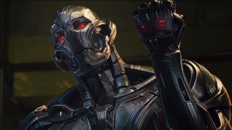 """Quel est le but d'Ultron dans """"Avengers 2"""" ?"""