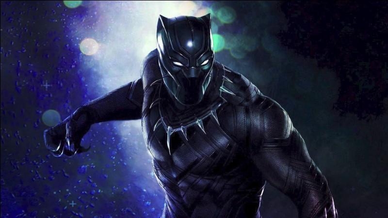 Comment s'appelle Black Panther ?