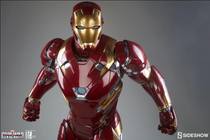 Comment s'appelle Iron Man ?
