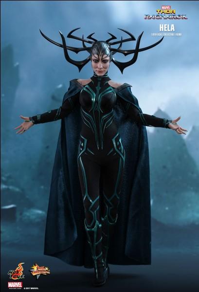 Hela est la déesse...