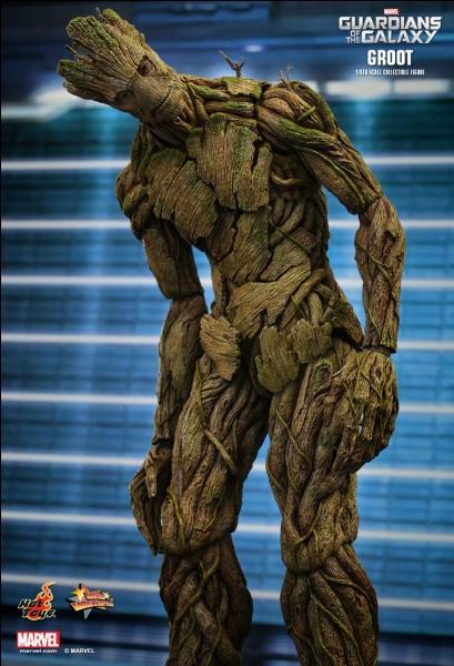 """Comment s'appelle l'arbre géant dans """"Les Gardiens de la galaxie"""" ?"""