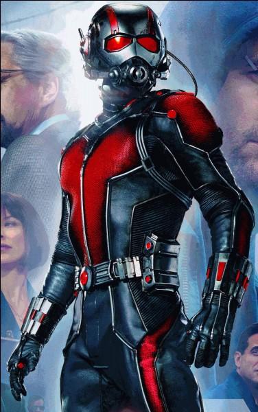 Que faisait Scott Lang avant de devenir Ant Man ?