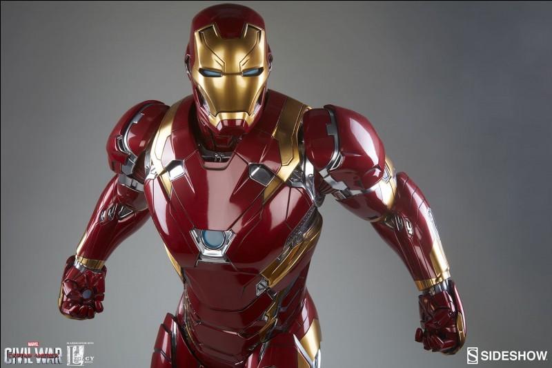Quiz super-héros de cinéma