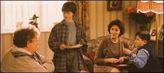 Où va la famille Dursley en compagnie de Harry ?