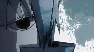 Ending 18 : Que fait Sasuke avec son katana ?