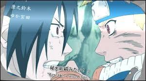 Ending 19 - Que dit Sasuke à ce moment-là ?