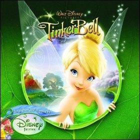 Pour le F : Qui interprète la chanson de la fée clochette 'fly to yourt heart' ?