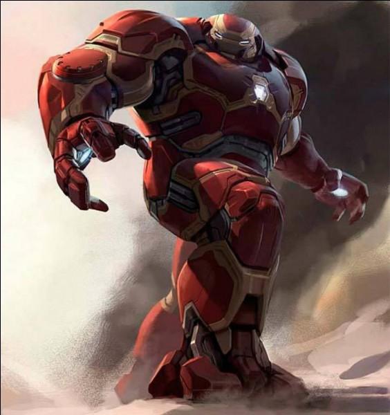 Comment s'appelle cette armure de Tony Stark ?