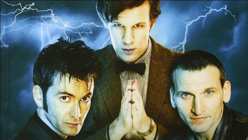 Comment s'appelle l'acteur qui joue le onzième docteur ?