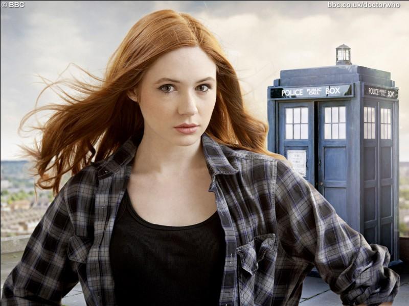 Quel est le premier visage qu'a vu le onzième docteur ?