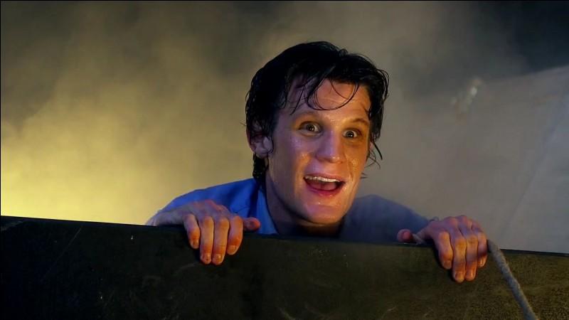 Combien de temps le docteur a-t-il mis pour revenir voir Amy ?