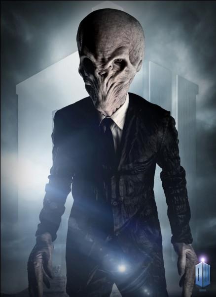 Comment s'appellent les créatures qui disent que le docteur va mourir dans la saison 6 ?