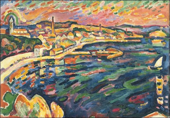 """Qui a peint """"Le Port de l'Estaque"""" ?"""