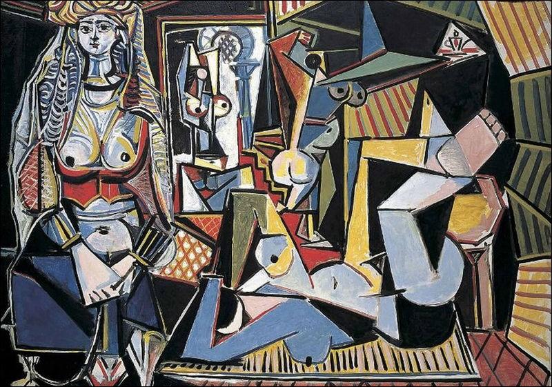 """Qui a peint """"Les Femmes d'Alger"""" ?"""