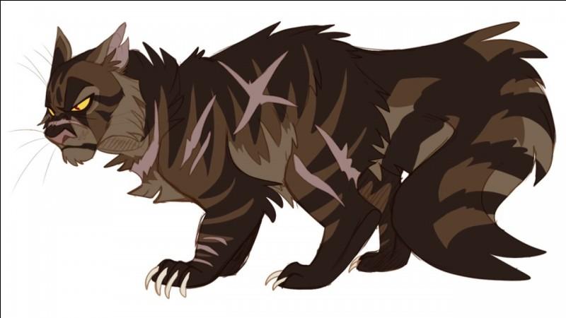 Quel chef des clans de la forêt s'est allié à Étoile du Tigre pour former le clan du Tigre ?
