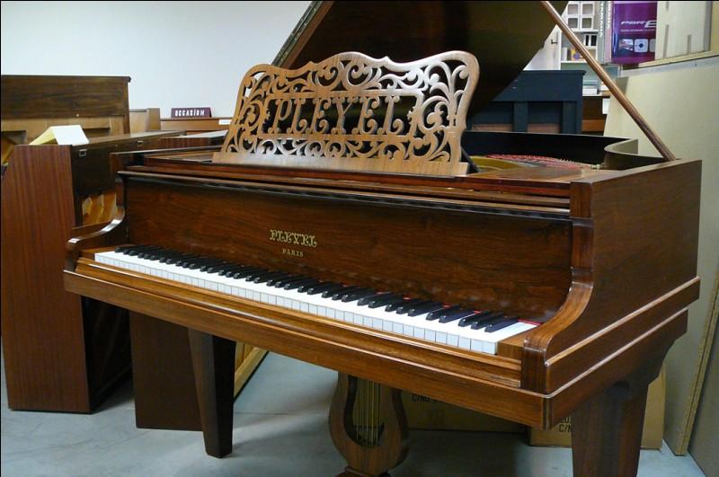 Dans quelle famille d'instruments le piano peut-il être classé ?