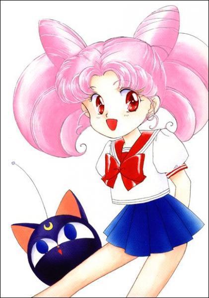 Camille se balade toujours avec Luna Ball. A quoi lui sert cette drôle de tête de chat ?