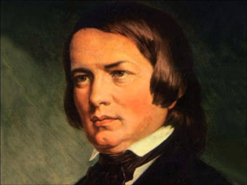 """Robert Schumann a-t-il composé """"Passion selon saint Matthieu"""" ?"""