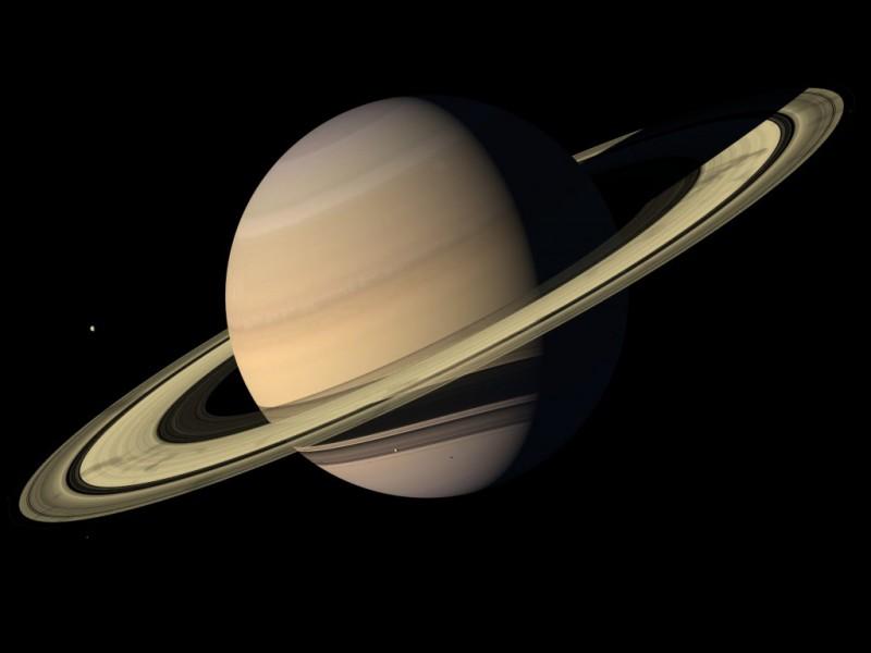 La superficie de la planète Saturne compte-t-elle 42,7 milliards km² ?