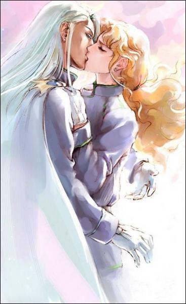 Au Japon, Zoizite et Kunzite sont amants (eh oui !). En France, censure oblige, on les a fait passer pour quoi ?