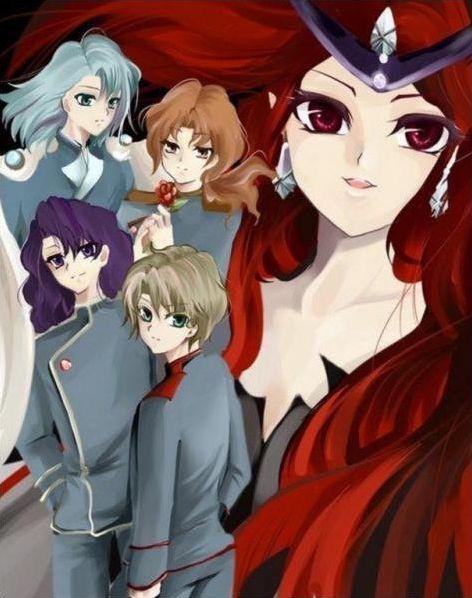 Sailor Moon (14) Les méchants de la saison 1