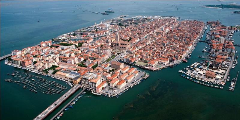 Où Chioggia est-t-il situé ?