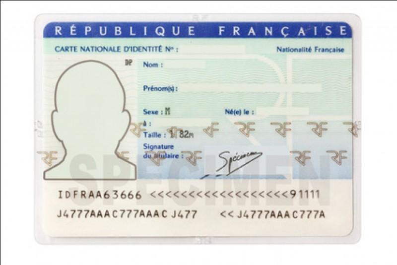 Peut-on ouvrir un compte bancaire sans avoir la carte d'identité nationale française ?
