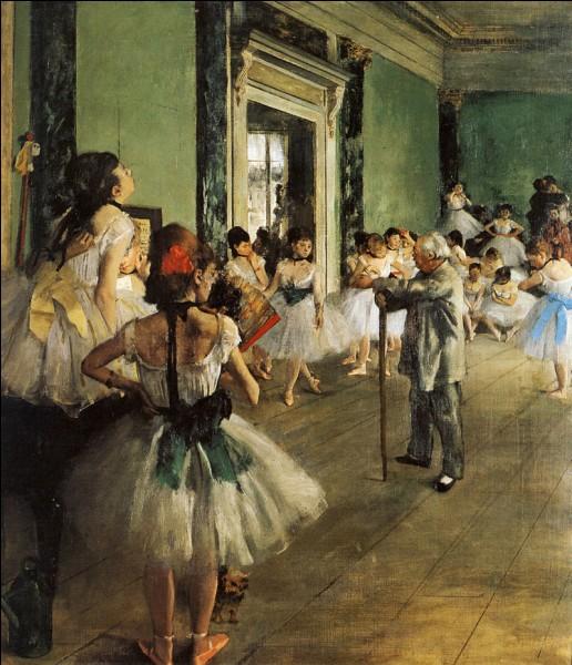 """Qui a peint """"La Classe de danse"""" ?"""