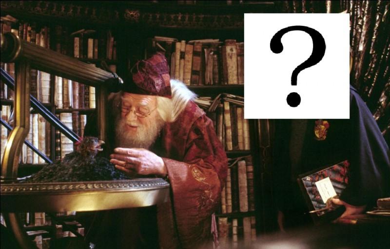 Qui est ce personnage mystère ?