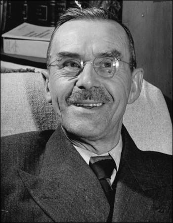 Thomas Mann est :