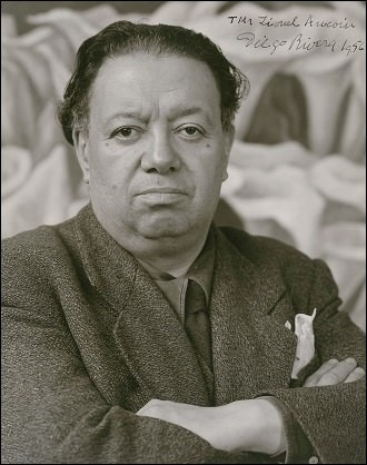 Diego Rivera est :