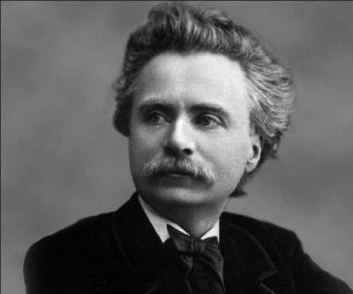 Edvard Grieg est :
