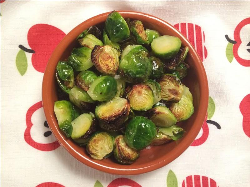 Voilà un plat de légumes que mon père cultivait pour me faire plaisir !